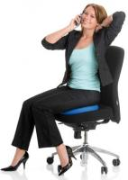 Ergonomic seat cushions and back cushions